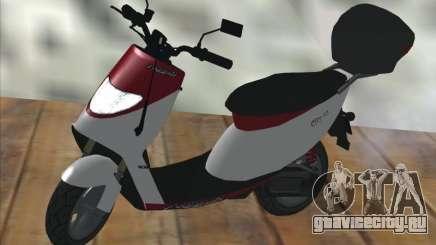 GTA IV Faggio Traveler для GTA San Andreas
