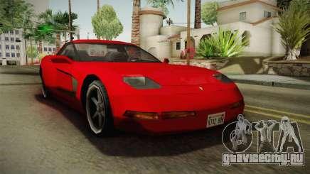 Declasse Coquette 2002 IVF для GTA San Andreas
