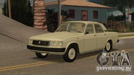 ГАЗ 31029 предсерийный 1991 для GTA San Andreas