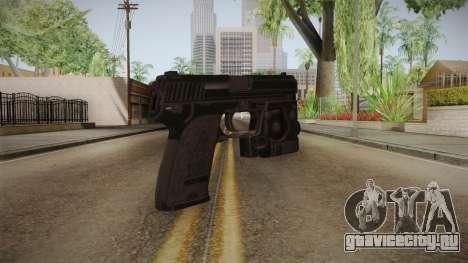 CoD 4: MW Remastered USP для GTA San Andreas второй скриншот