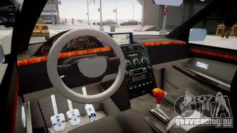 Toyota Progres для GTA 4 вид изнутри