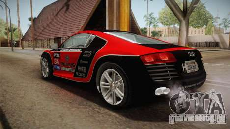 Audi Le Mans Quattro 2005 v1.0.0 YCH для GTA San Andreas колёса