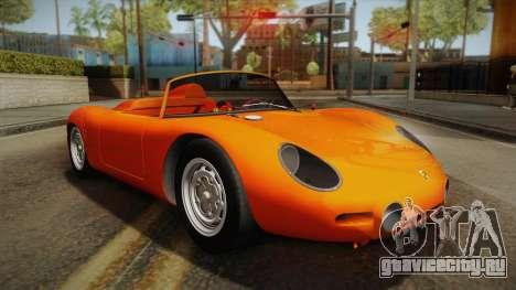 Porsche 718 Spyder RS 1960 для GTA San Andreas