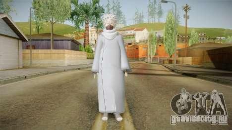 NUNS4 - Kakashi Hokage Mangekyou Sharigan Eyes для GTA San Andreas второй скриншот