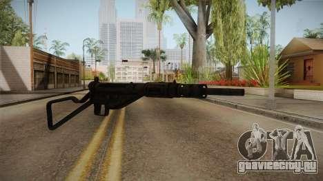 Sten Mark II для GTA San Andreas