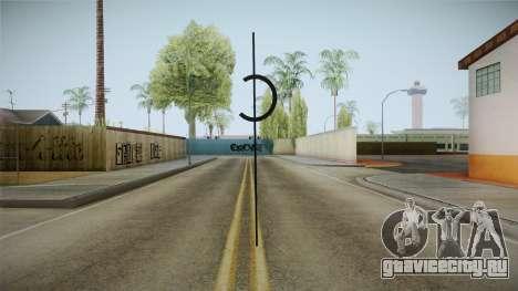 NUNS4 - Madara Rikudou Sennin Weapon для GTA San Andreas второй скриншот