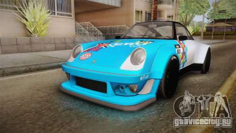 GTA 5 Pfister Comet Retro Custom для GTA San Andreas двигатель
