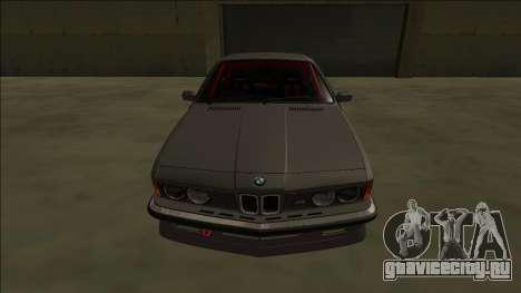 BMW M6 E24 Drift для GTA San Andreas вид справа