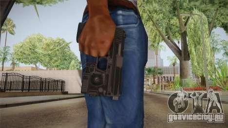 CoD 4: MW Remastered USP для GTA San Andreas третий скриншот