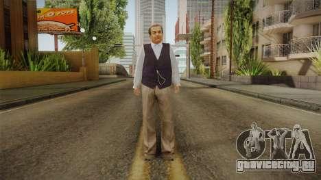 Mafia - Don Salieri для GTA San Andreas второй скриншот