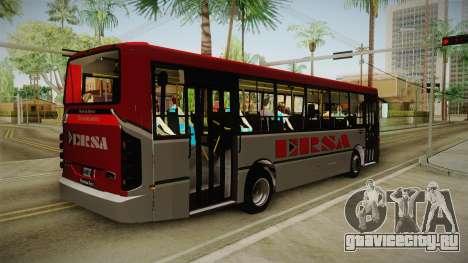 Metalpar Tronador 2 ERSA для GTA San Andreas вид сзади слева