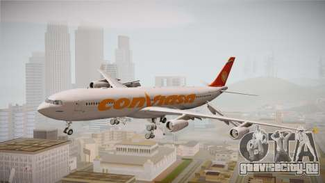 Airbus A340-300 Conviasa для GTA San Andreas
