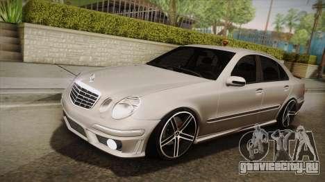 Mercedes-Benz E63 W211 AMG для GTA San Andreas