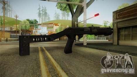 SPAS-12 для GTA San Andreas второй скриншот