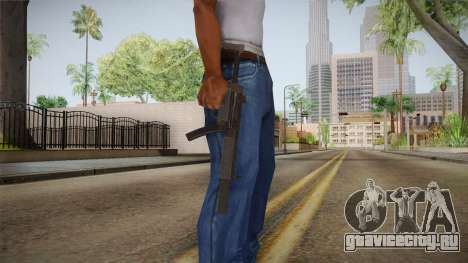 CoD 4: MW Remastered MP5 Silenced для GTA San Andreas
