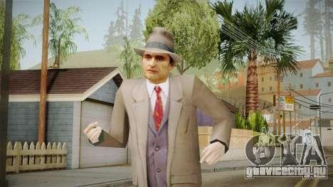 Mafia - Paulie Plash для GTA San Andreas