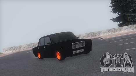 VAZ 2107 TwOne v0.1 для GTA San Andreas