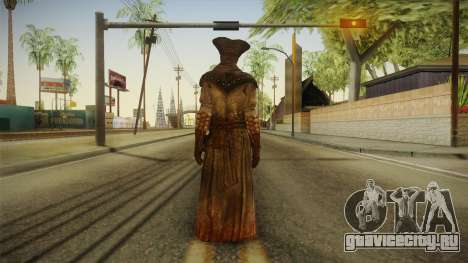 AC: Brotherhood - Plague Doctor для GTA San Andreas третий скриншот