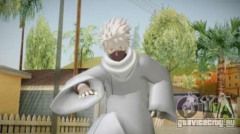 NUNS4 - Kakashi Hokage Mangekyou Sharigan Eyes для GTA San Andreas