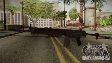 CoD 4: MW - G3 Remastered для GTA San Andreas второй скриншот
