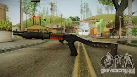 SPAS-12 Long Barrel and Magazine для GTA San Andreas второй скриншот