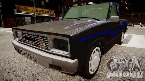 Mazda Pickup для GTA 4