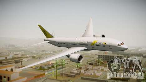 Boeing 787-8 Royal Brunei Airlines для GTA San Andreas