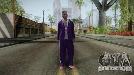 GTA 5 Online - Gymnast для GTA San Andreas второй скриншот
