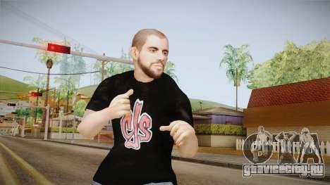 Patricio Fontanet для GTA San Andreas