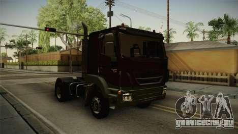 Iveco Trakker Hi-Land 4x2 Cab Low v3.0 для GTA San Andreas вид справа