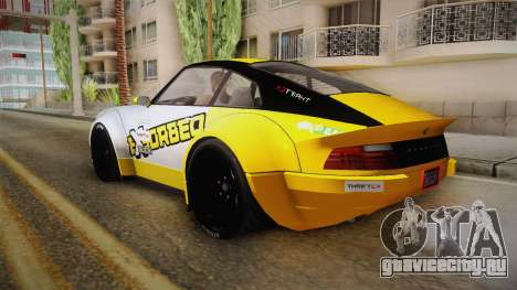 GTA 5 Pfister Comet Retro Custom IVF для GTA San Andreas