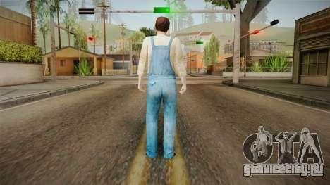 Mafia - Ralph для GTA San Andreas третий скриншот