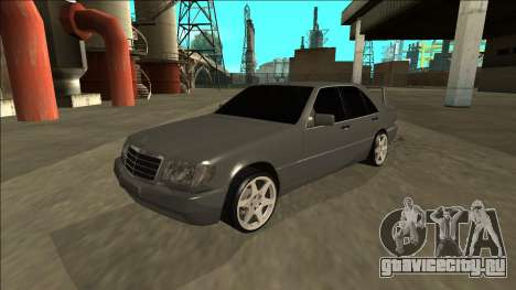 Mercedes Benz W140 Evolution для GTA San Andreas