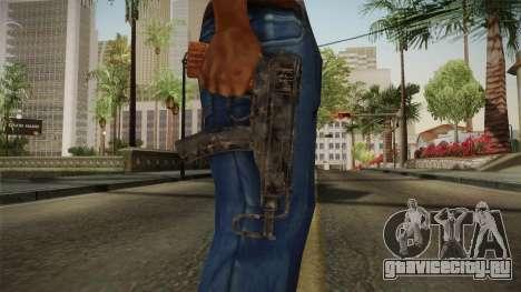 CoD 4: MW - Škorpion vz. 61 Remastered для GTA San Andreas третий скриншот