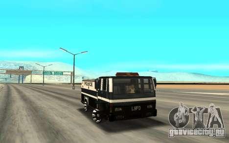 DFT30 Enforcer для GTA San Andreas