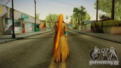 Marvel Future Fight - Elsa Bloodstone для GTA San Andreas третий скриншот