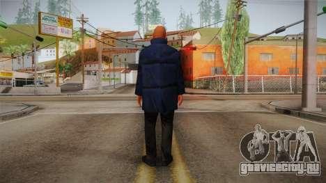 PES2016 - NPC Coach v1 для GTA San Andreas третий скриншот