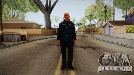 PES2016 - NPC Coach v1 для GTA San Andreas второй скриншот