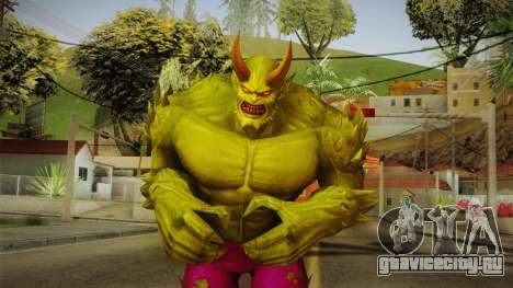 Marvel Future Fight - Green Goblin (Ultimate) для GTA San Andreas
