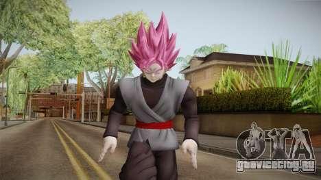 DBX2 - Goku Black SSJR для GTA San Andreas