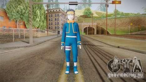 NUNS4 - Obito Young Normal Eyes для GTA San Andreas второй скриншот