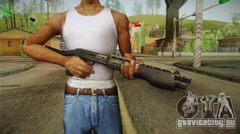 SPAS-12 для GTA San Andreas третий скриншот