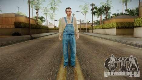 Mafia - Ralph для GTA San Andreas второй скриншот