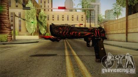 Vindi Halloween Weapon 4 для GTA San Andreas
