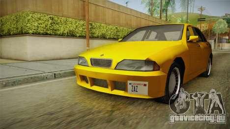 Übermacht Beamer 1998 для GTA San Andreas