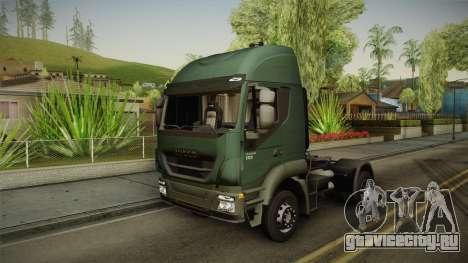 Iveco Trakker Hi-Land 4x2 Cab High v3.0 для GTA San Andreas