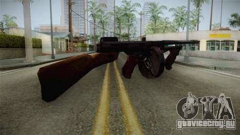 Mafia - Weapon 5 для GTA San Andreas третий скриншот