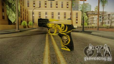 Vindi Halloween Weapon 3 для GTA San Andreas второй скриншот