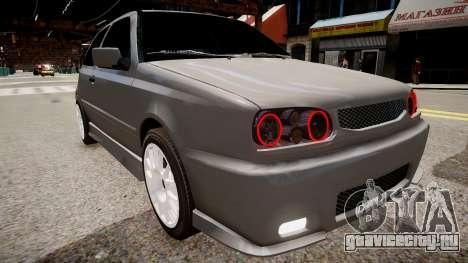 Volkswagen Golf 3 GTI для GTA 4