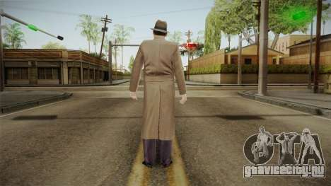 Mafia - Paulie Plash для GTA San Andreas третий скриншот